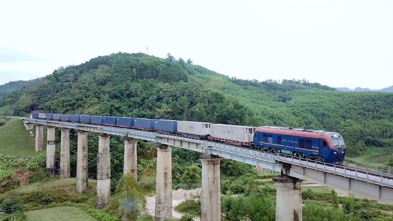 Chuyển hàng hóa đi Trung Quốc bằng đường sắt liên vận quốc tế