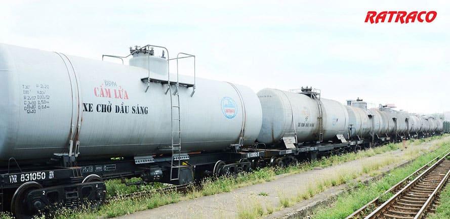 Những khó khăn mà vận tải đường sắt đang gặp phải