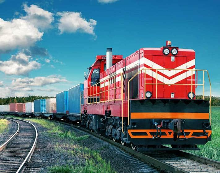 Vai trò của vận tải đường sắt ở nước ta hiện nay