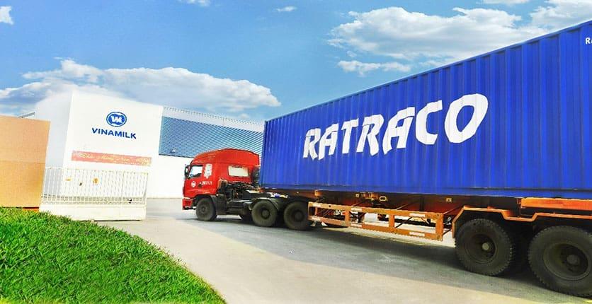 Vận chuyển bằng các toa xe chuyên dùng (P,NR)