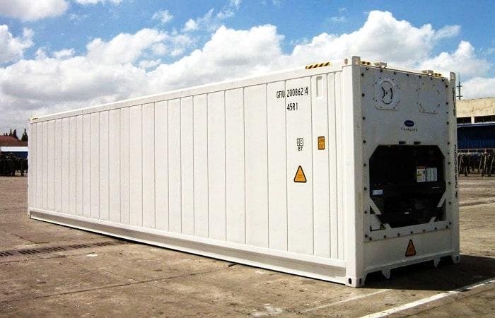 Dịch vụ vận chuyển Container lạnh bằng đường sắt từ Nam ra Bắc