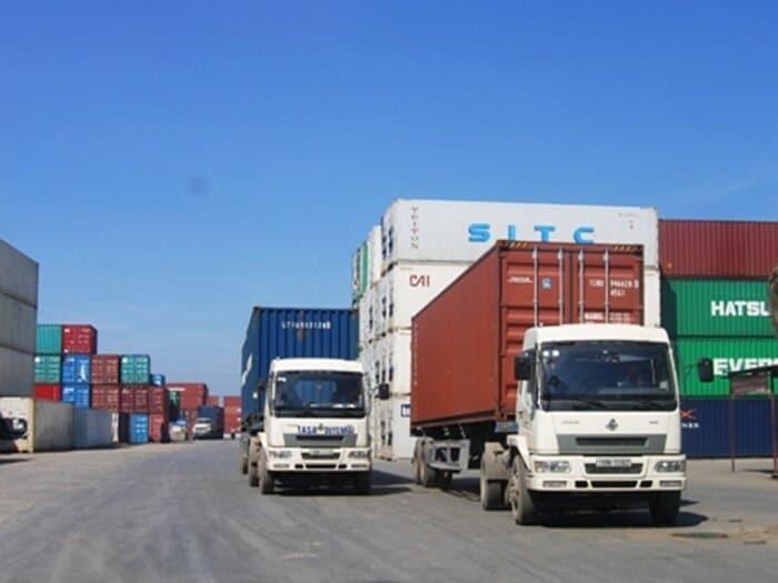 Dịch vụ vận chuyển Container bằng đường bộ uy tín, giá rẻ