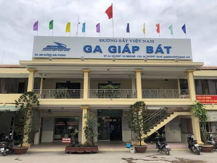 Vận chuyển hàng hóa từ Sài Gòn ra Hà Nội bằng đường sắt
