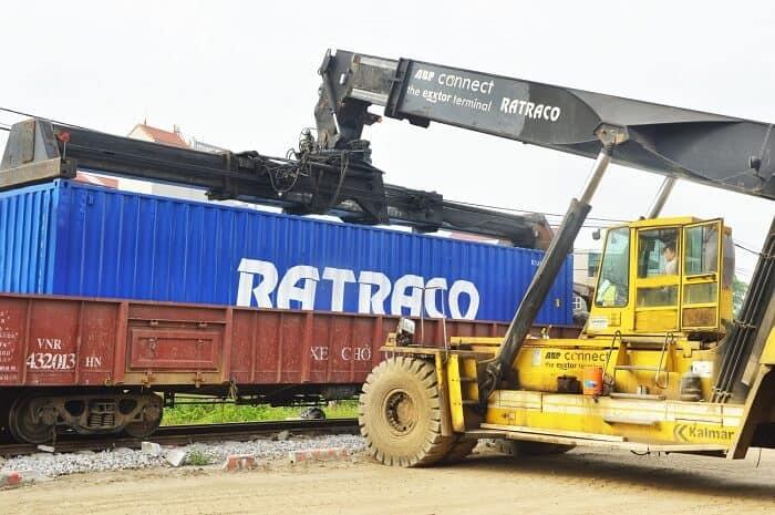 Bảng giá vận chuyển hàng hóa bằng đường sắt mới nhất 2020