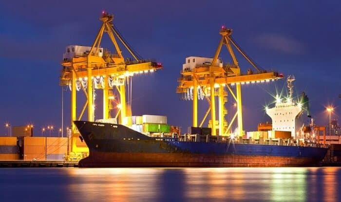 Bảng giá cước vận chuyển vận tải Container bằng đường biển