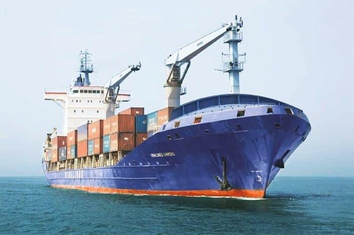 Dịch vụ gửi hàng đi nước ngoài bằng đường biển