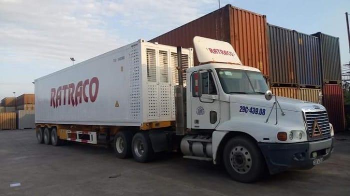 Dịch vụ vận tải hàng hóa bằng đường bộ Bắc Nam uy tín, giá rẻ