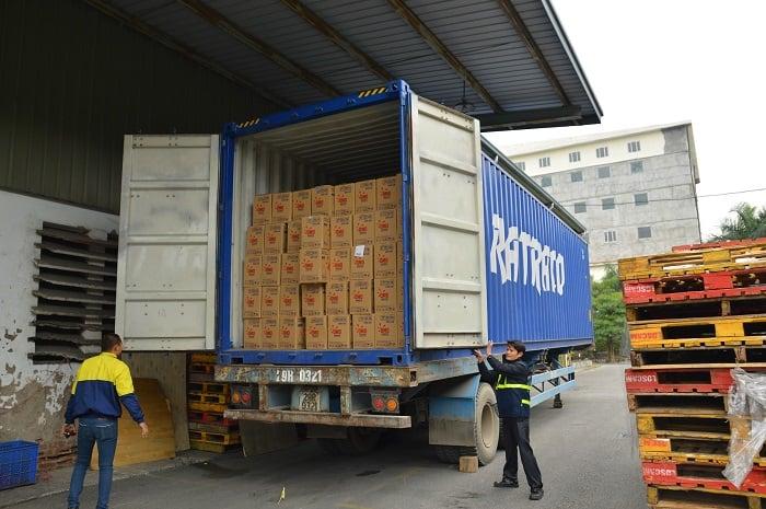 Dịch vụ vận tải hàng hóa bằng đường bộ từ Nam ra Bắc uy tín, giá rẻ