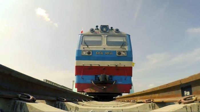 Dịch vụ vận tải hàng hóa từ TPHCM đi Đà Nẵng bằng đường sắt