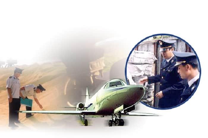 Thủ tục nhận hàng hóa tại sân bay, ga đường sắt và cảng biển