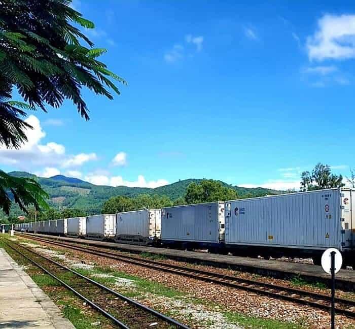Tuyến đường sắt Bắc Nam đi qua bao nhiêu tỉnh thành?
