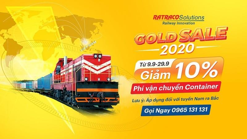 GOLD SALE 2020 – 20 NGÀY VÀNG GIẢM GIÁ!