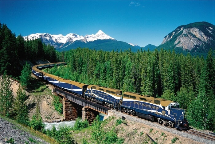 Tuyến đường sắt Rocky Mountaineer