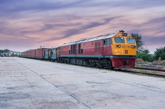 Dịch vụ vận chuyển hàng hóa từ Đà Nẵng đi TPHCM bằng đường sắt