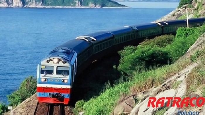 Nhận chuyển hàng hóa từ Đà Nẵng đi Hà Nội bằng đường sắt