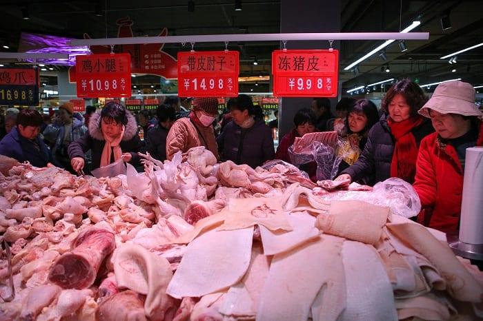 Xuất khẩu thịt lợn sang Trung Quốc phải đạt những tiêu chuẩn gì?