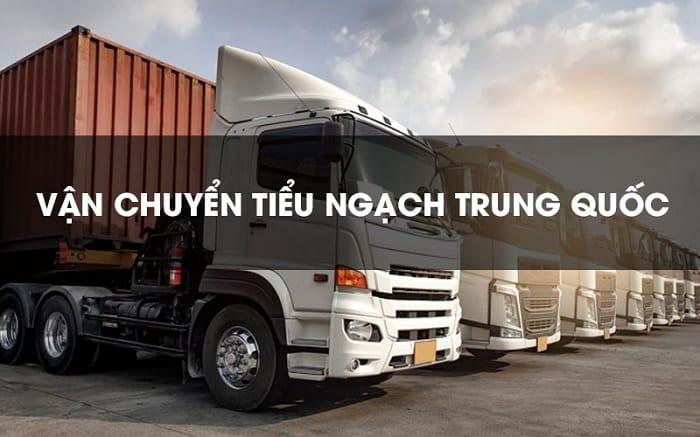 Tìm hiểu các hình thức chuyển hàng về Việt Nam từ Trung Quốc hiện nay