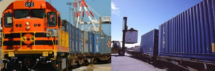 Dịch vụ vận chuyển hàng hóa bằng Container đi Campuchia uy tín