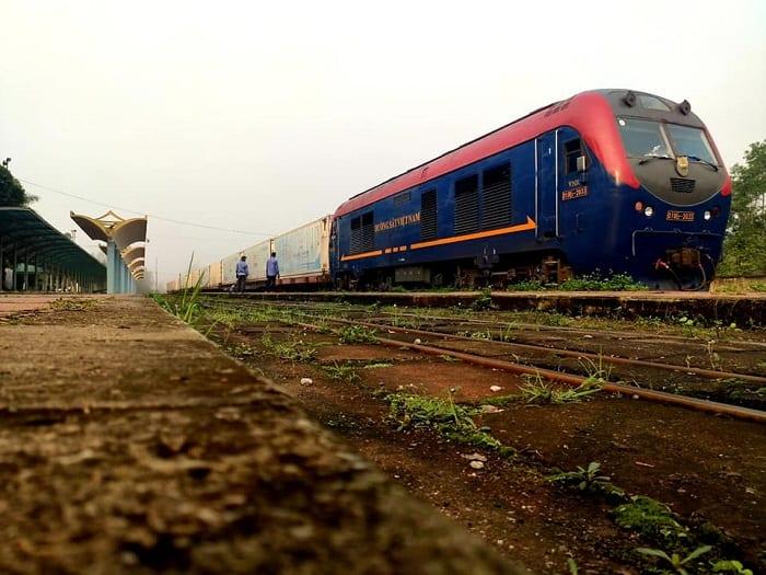 Nhận chuyển hàng từ Đà Nẵng đi các tỉnh miền Tây bằng đường sắt