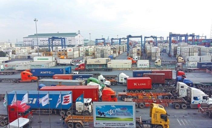 Tìm hiểu quy trình vận chuyển hàng hóa từ cảng Cát Lái về Hà Nội