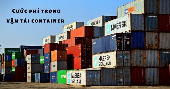 Cước vận chuyển hàng hóa bằng đường biển được tính như thế nào?
