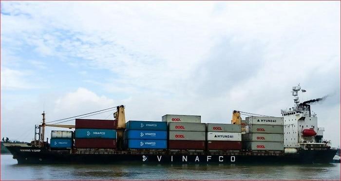 Những hãng tàu vận chuyển Container nội địa uy tín tại Việt Nam hiện nay
