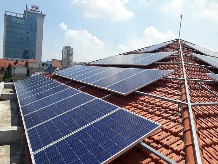 Vận chuyển Pin năng lượng mặt trời tuyến Bắc Nam bằng đường sắt