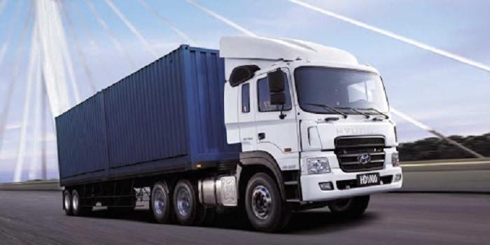 Chành xe gửi hàng đi Bình Dương bằng Container giá rẻ và uy tín hàng đầu