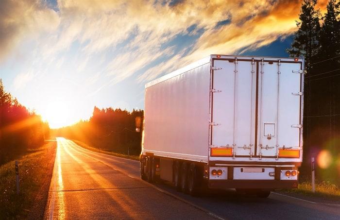 Chành xe gửi hàng đi Bình Phước bằng Container nhanh chóng, đa dạng
