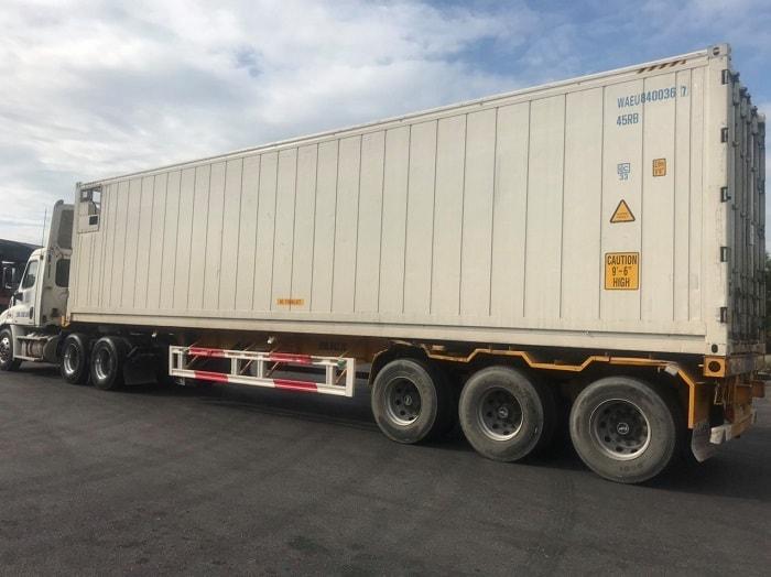 Dịch vụ gửi hàng đi Bắc Giang bằng Container an toàn, giá rẻ, nhanh chóng