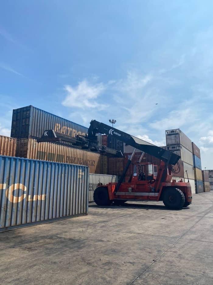 Dịch vụ gửi hàng đi Bắc Ninh bằng Container nhanh chóng, giá rẻ
