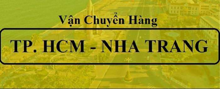 Dịch vụ vận chuyển hai chiều từ TPHCM - Nha Trang bằng Container giá rẻ