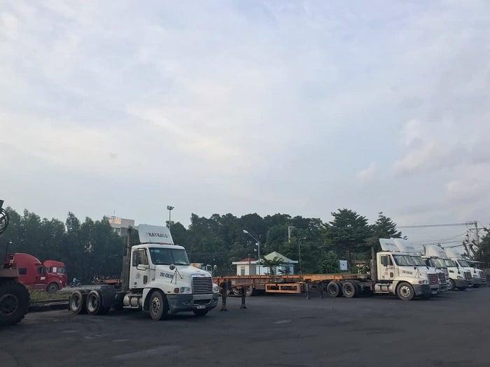 Dịch vụ vận chuyển hàng đi Bến Tre bằng Container từ TPHCM giá rẻ