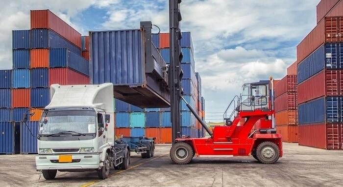 Nhận gửi hàng từ TPHCM đi Hải Phòng bằng Container giá rẻ, nhanh chóng