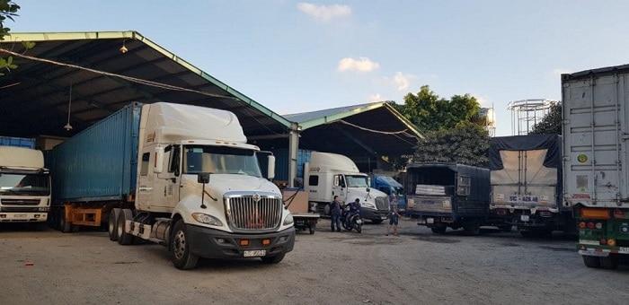 Chành xe gửi hàng đi Thanh Hóa bằng Container giá rẻ, uy tín và chuyên nghiệp