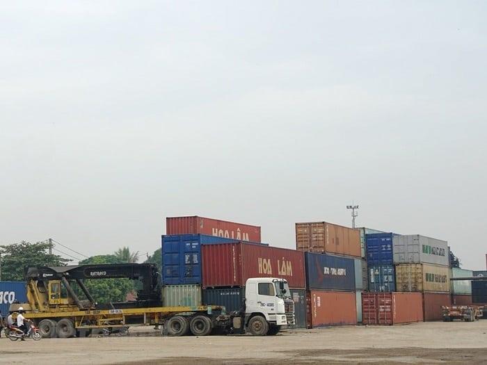 Dịch vụ gửi hàng đi Nam Định bằng Container tận nơi, giá rẻ