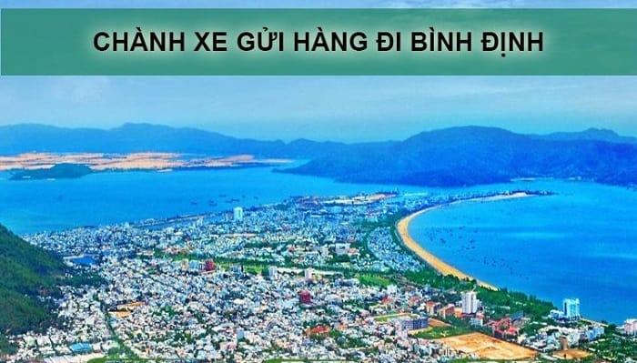 Nhận gửi hàng đi Bình Định bằng Container đường bộ và đường sắt giá rẻ