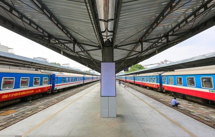 Những ga đường sắt hiện đại nhất Việt Nam hiện nay