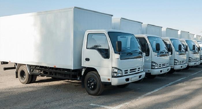 Dịch vụ cho thuê xe tải chở hàng uy tín, giá cả cạnh tranh