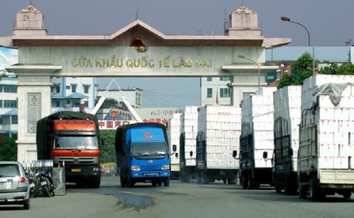 Dịch vụ vận chuyển Container đi Trung Quốc bằng đường sắt, đường bộ giá rẻ